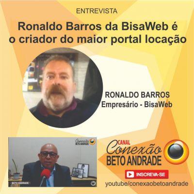 Entrevista Ronaldo Barros para Conex?o Beto Andrade